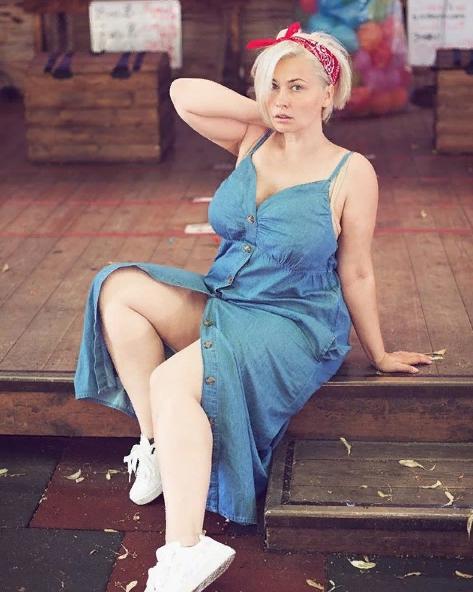 фотомодель Светлана Каширова