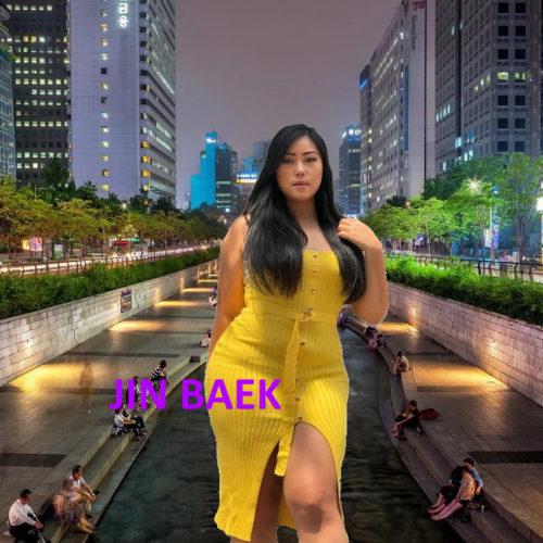 Джин Бак: плюс сайз модель из Южной Кореи