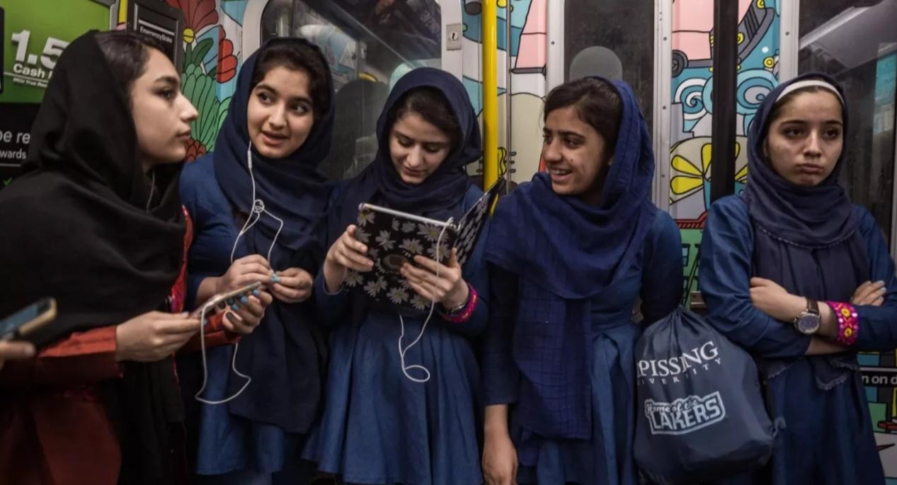 жизнь афганских женщин