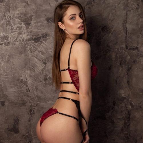 Модель Мария Матияш или мисс покоряет интернет