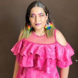 Конкурс красоты в Индии для полных девушек
