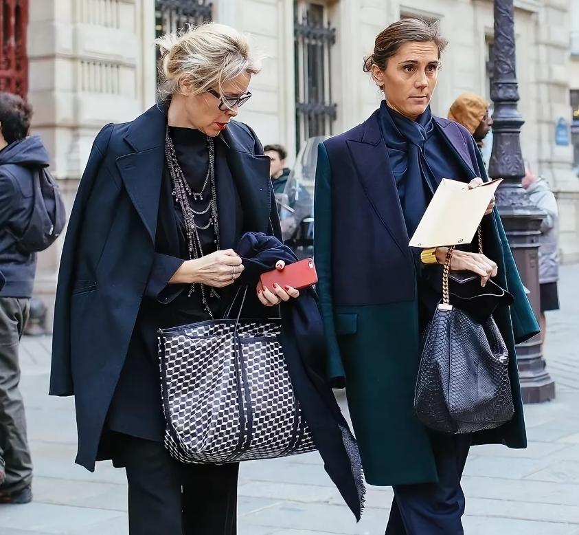 Французский стиль женщины в сорок лет
