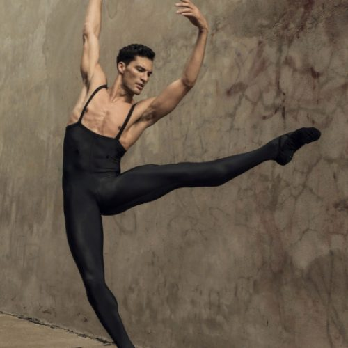 Фабрис Калмелс: танцор, актер и мужская модель
