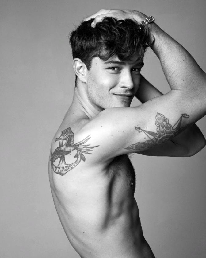 Male model Франсиско Лачовски (Francisco Lachowski). Известные модели мужчины