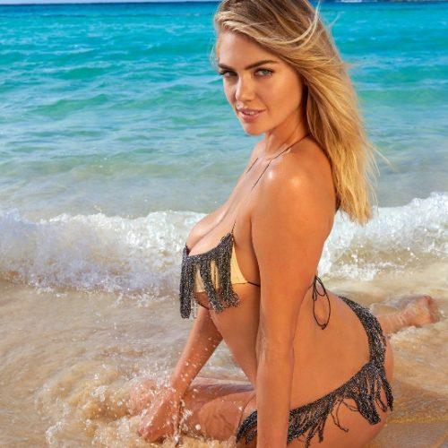 Модель Кейт Аптон: королева пляжных купальников