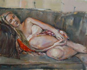 Художник Кристиан Мамфорд: импрессия в стиле барокко