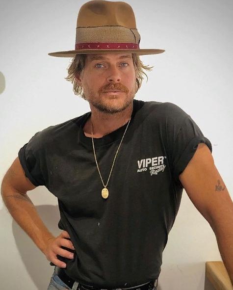 Male model Ник Фуке (Nick Fouquet). Известные модели мужчины