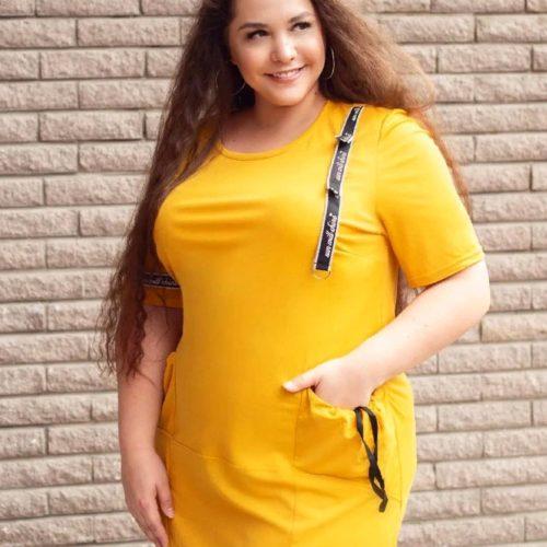 Модель плюс Алина Малина: русский модельный авангард