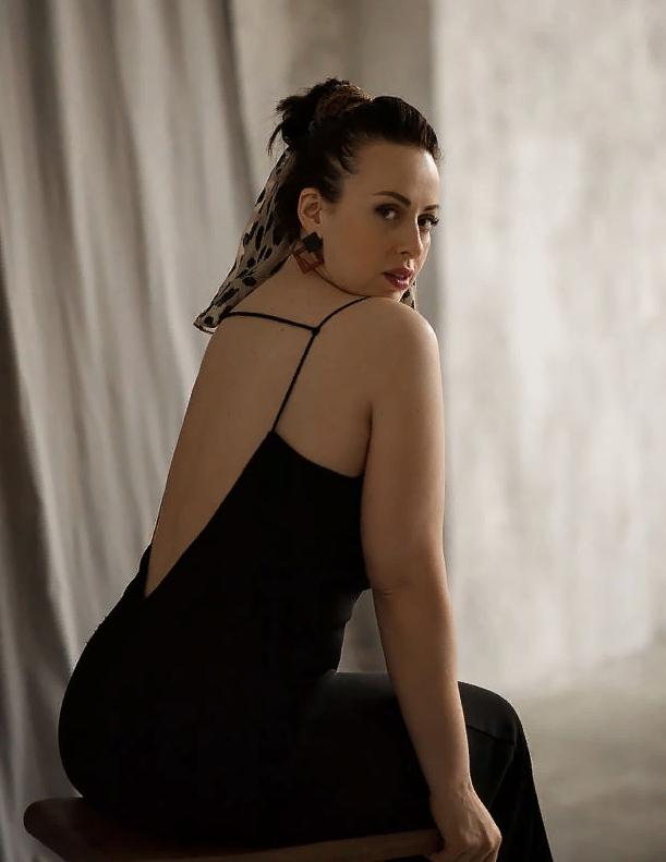 модель Анастасия Сахарова