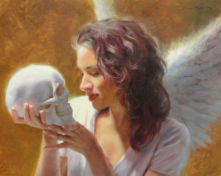 Картины художницы Анны Роуз Бейн