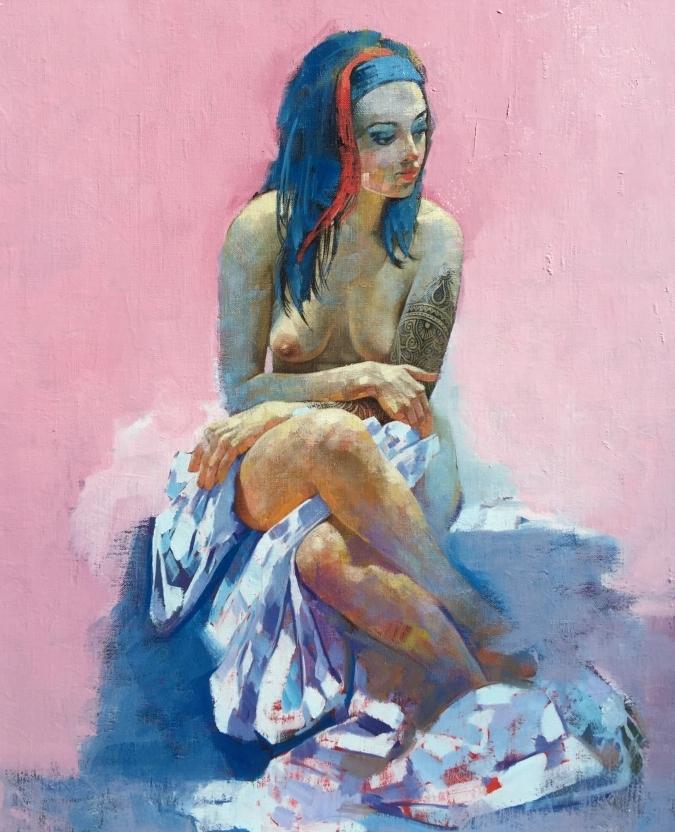 Картины художника Артур Муарреми