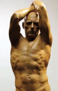 Скульптор Брайан Бут Крейг: язык жестов и образов