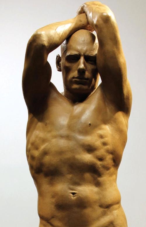 Read more about the article Скульптор Брайан Бут Крейг: язык жестов и образов