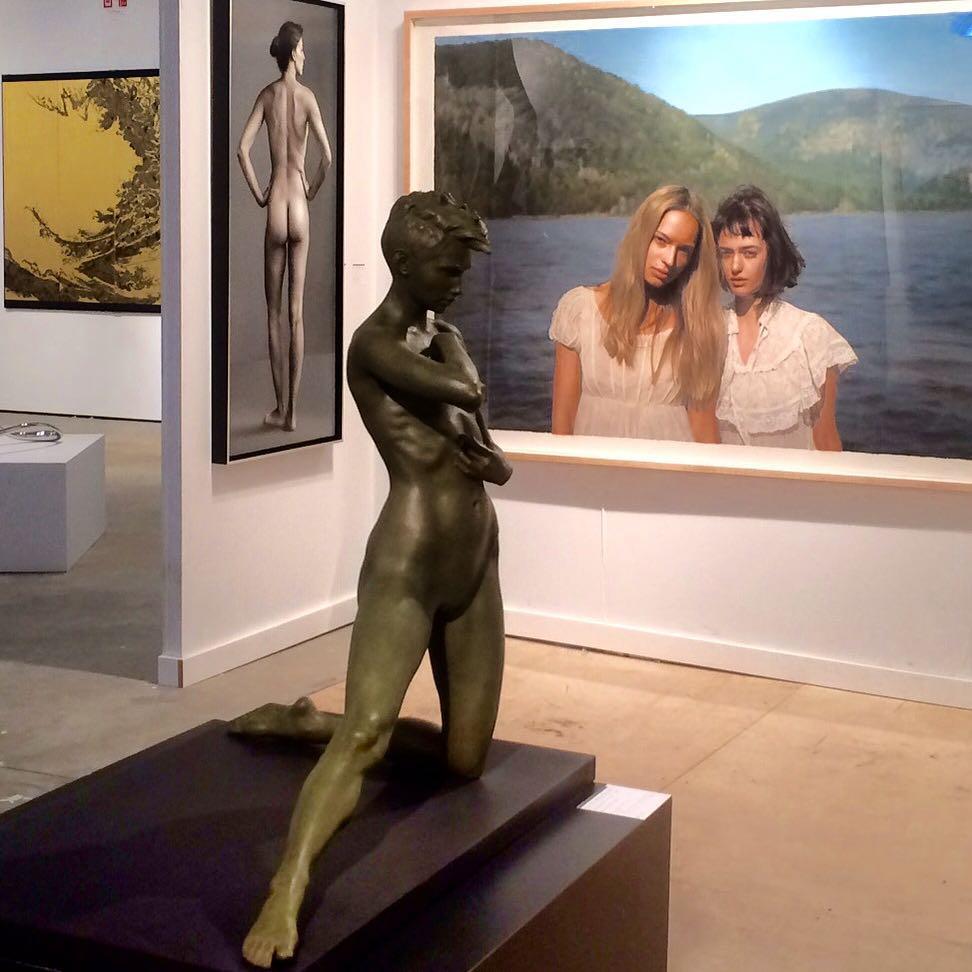 Брайан Бут Крейг. Скульптор. Выставка.