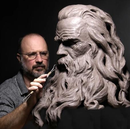 Скульптор Филипп Фараут