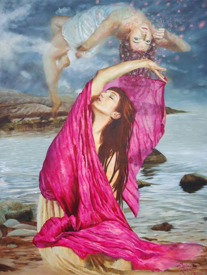 Картины художницы Иоланды Рихтер