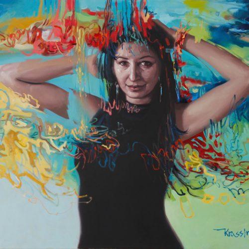 Авангардный художник Казимир Колев: внутренняя история тела