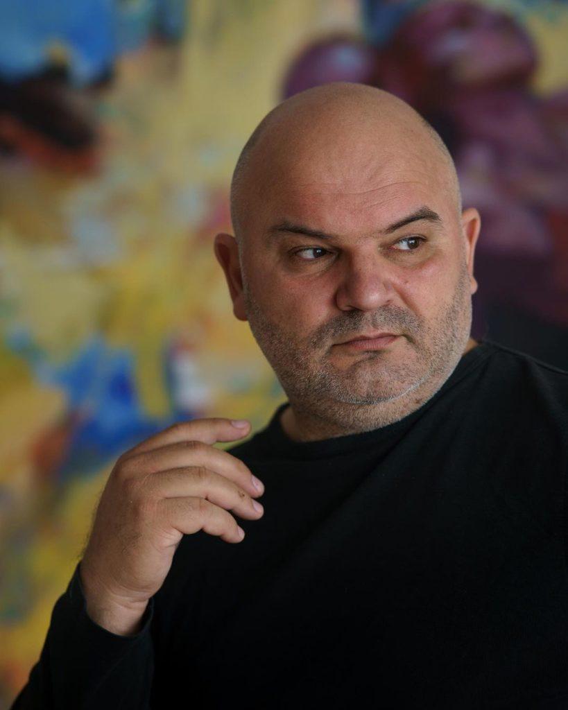 художник Казимир Колев
