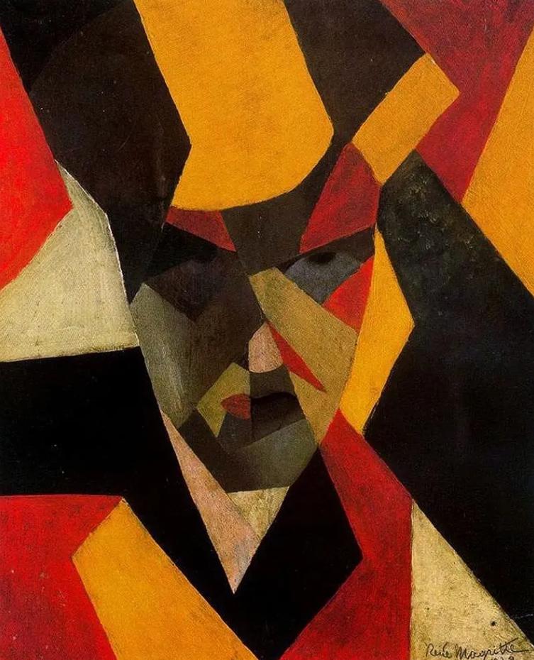 Рене Магритт 1923