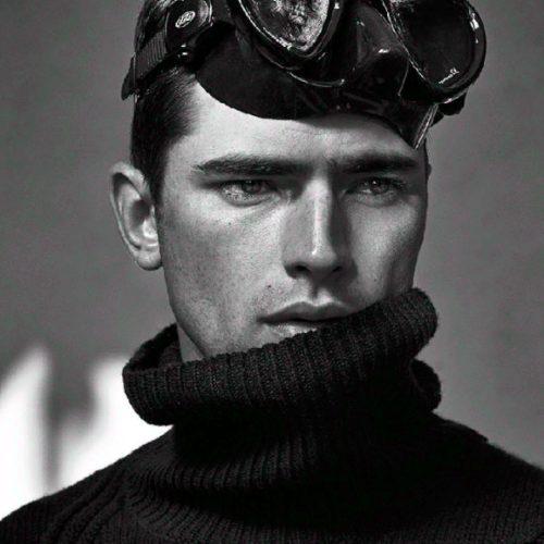 Манекенщик Шон О'Прай: шотландский образ в мировой моде