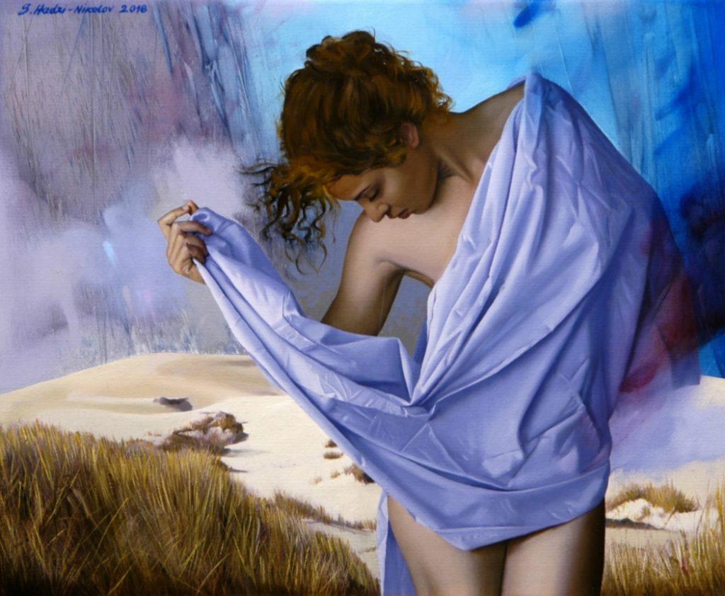 Картина художника. Стефан Хаджи Николов