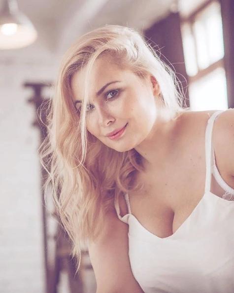 модель Светлана Каширова