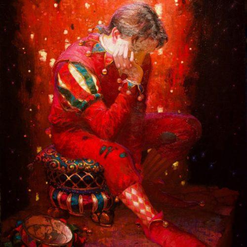 Художник Виктор Низовцев: магический русский андеграунд
