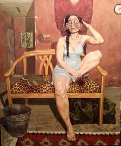 Египетский художник Валид Эбейд: реалистический экспрессионизм