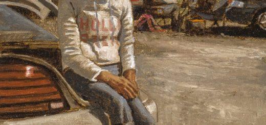 Картины художника Уоррена Чанга