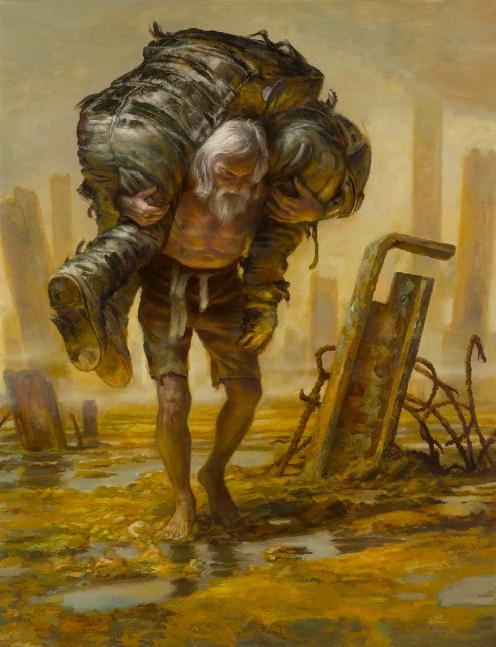Donato Giancola. Картины и иллюстрации