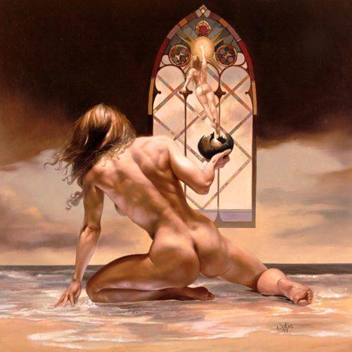 Художница фэнтези Джули Белл: фантастический гиперреализм
