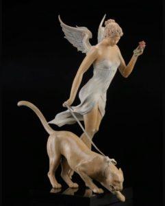 Художник и скульптор Майкл Паркес: магический реализм в живописи