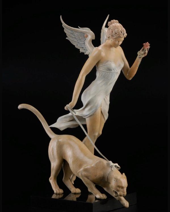 Майкл Паркес. Скульптура