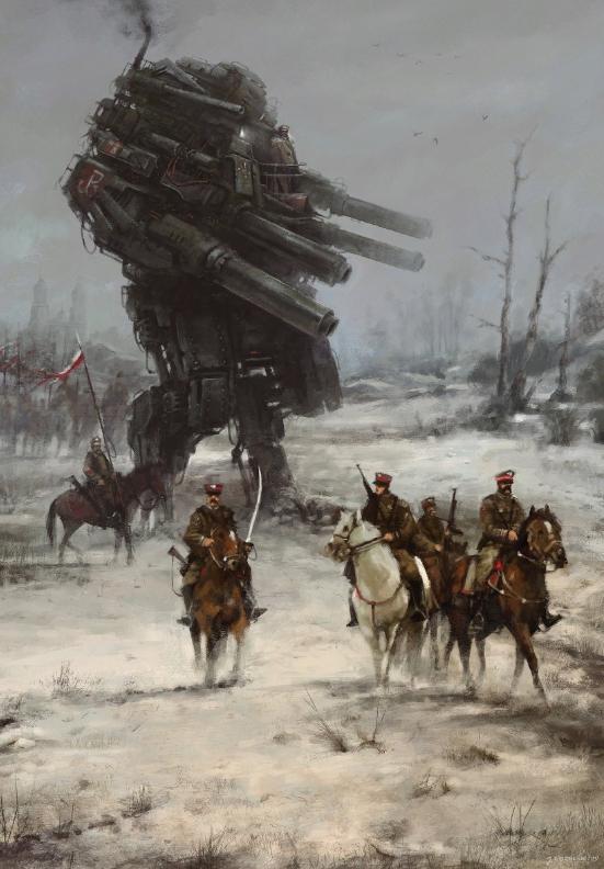 художник Якуб Розальски.