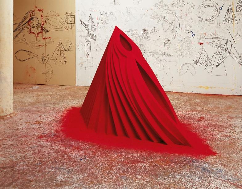 Anish Kapoor. скульптура.