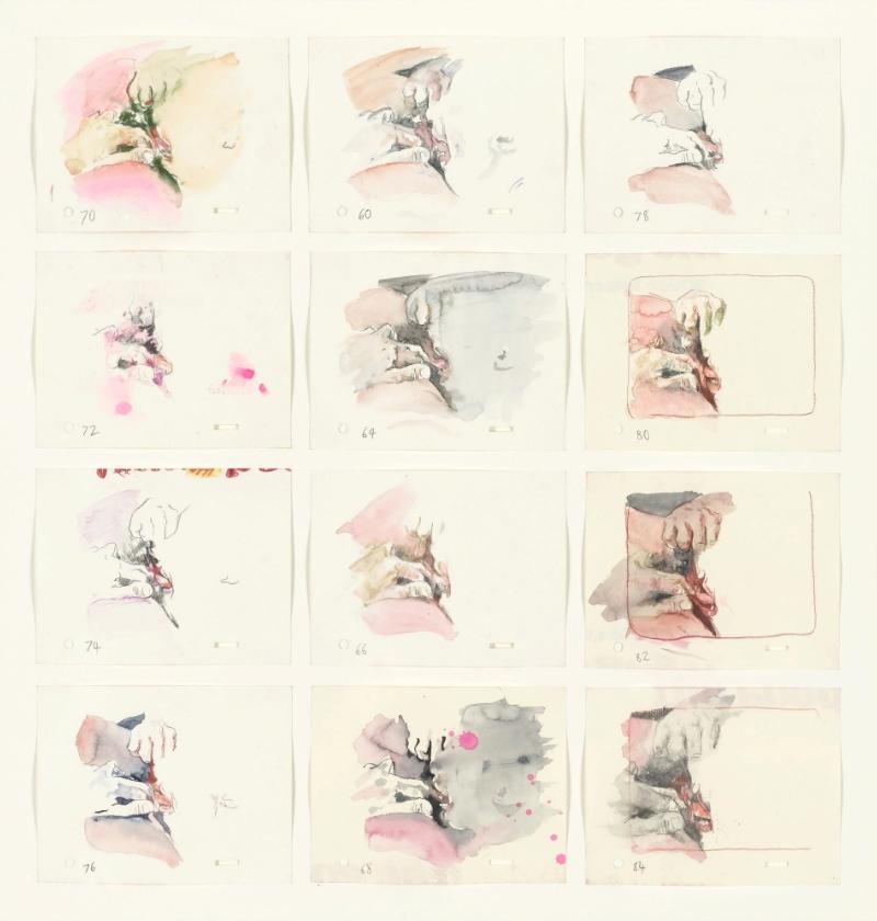 Британская художница Сесили Браун. Картины эротического экспрессионизма.