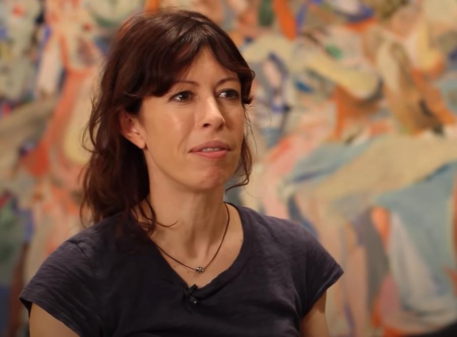 Британская художница Сесили Браун. Фото.