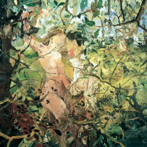 Художница Сесили Браун: картины эротического экспрессионизма