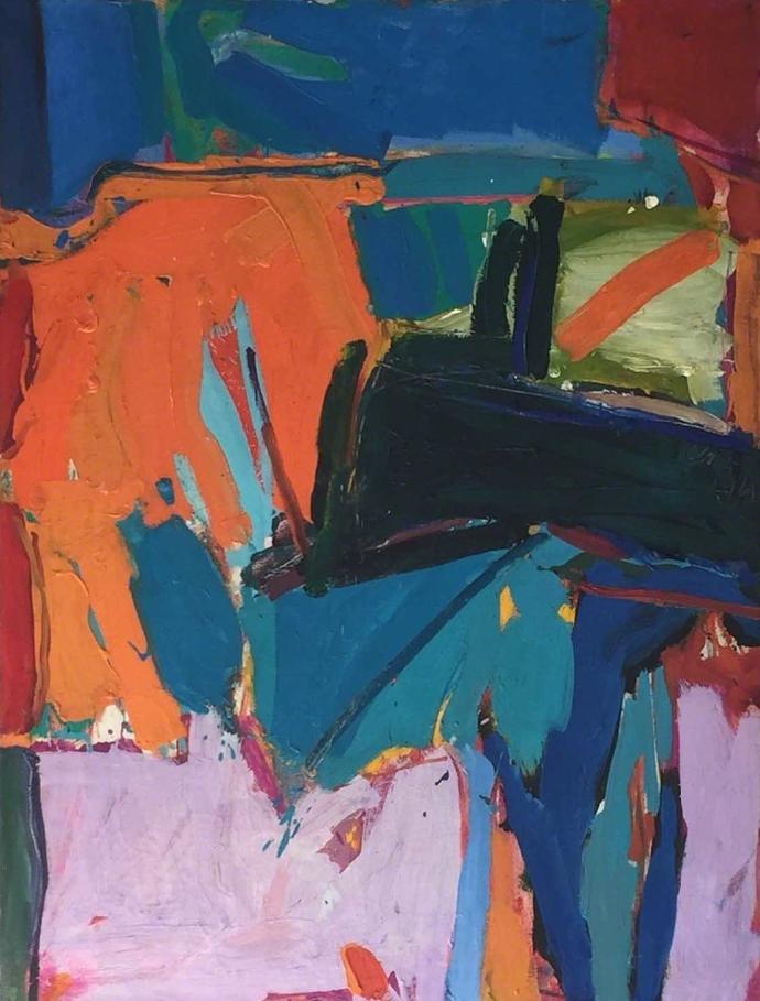 Chuck Close. Картины
