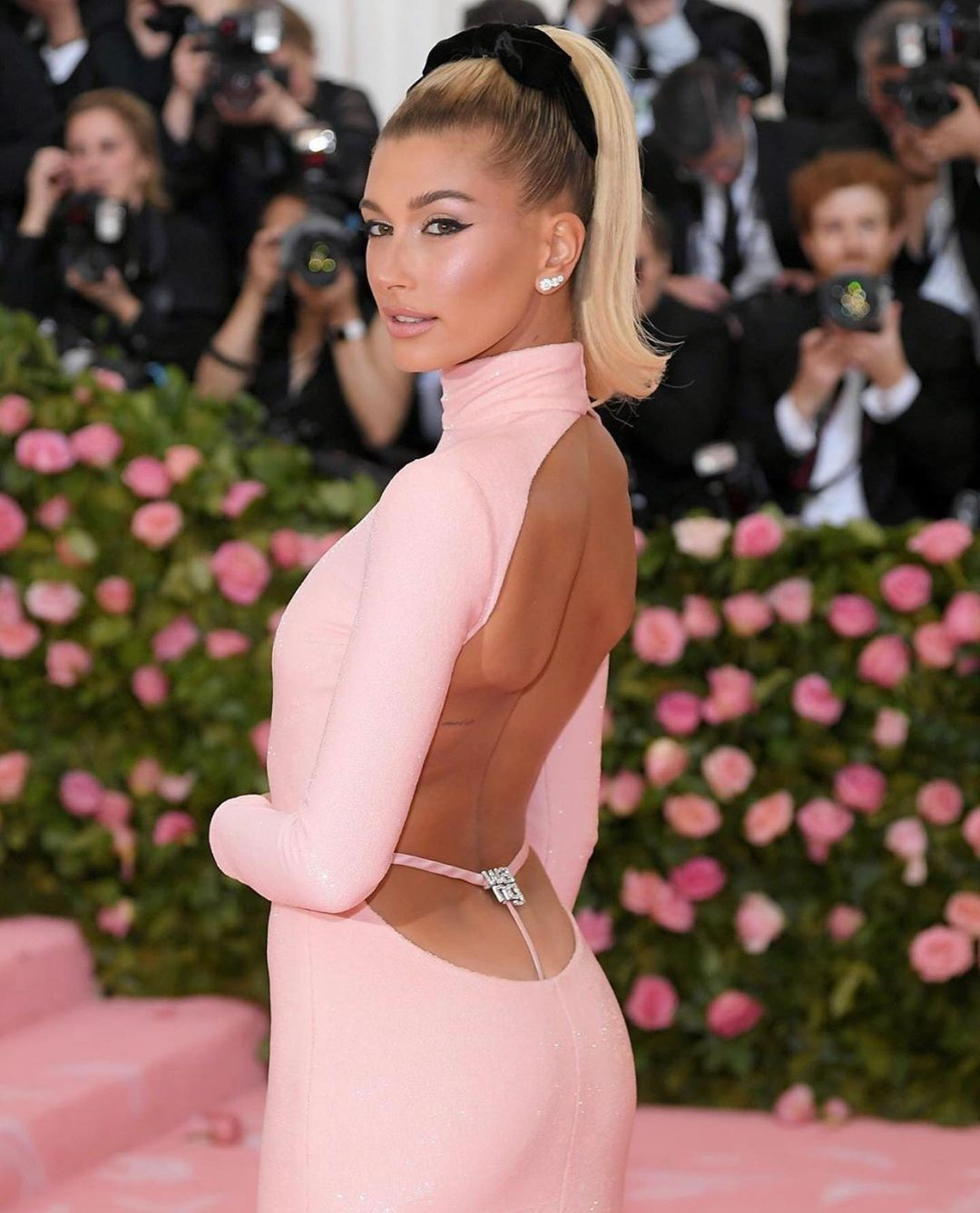 Фотомодель Hailey Baldwin Bieber