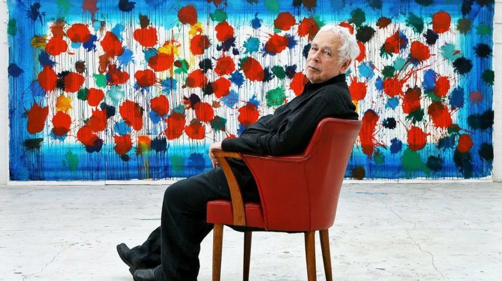 Лучшие современные художники мира. Говард Ходжкин