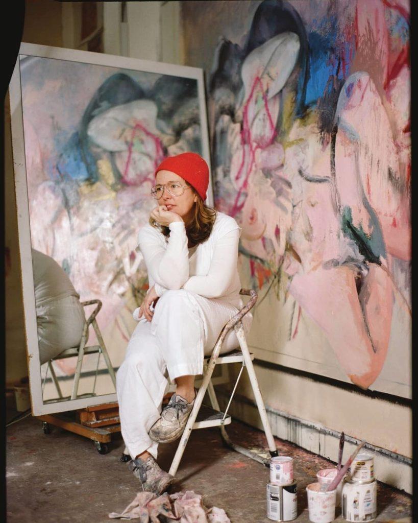 Лучшие современные художники мира. Художница Дженни Савиль. Современные картины неоимпрессионизма.