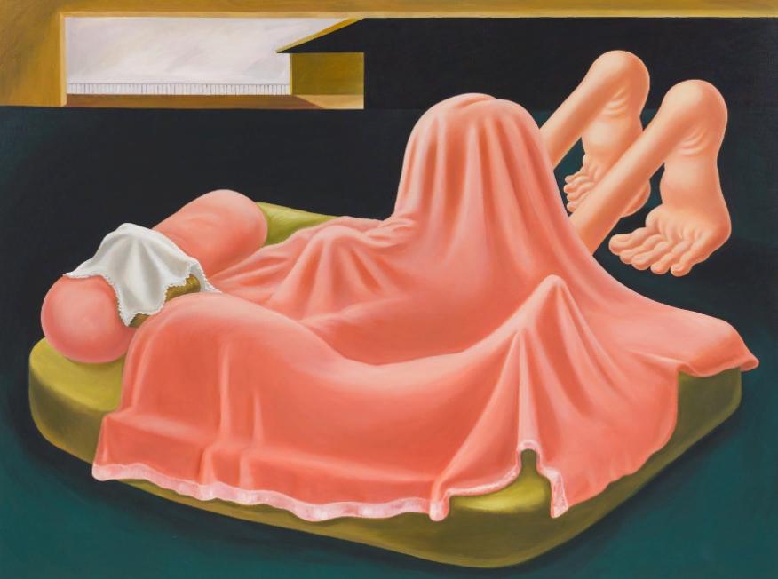 Художница Луиза Боннет. Современные картины сюрреализма