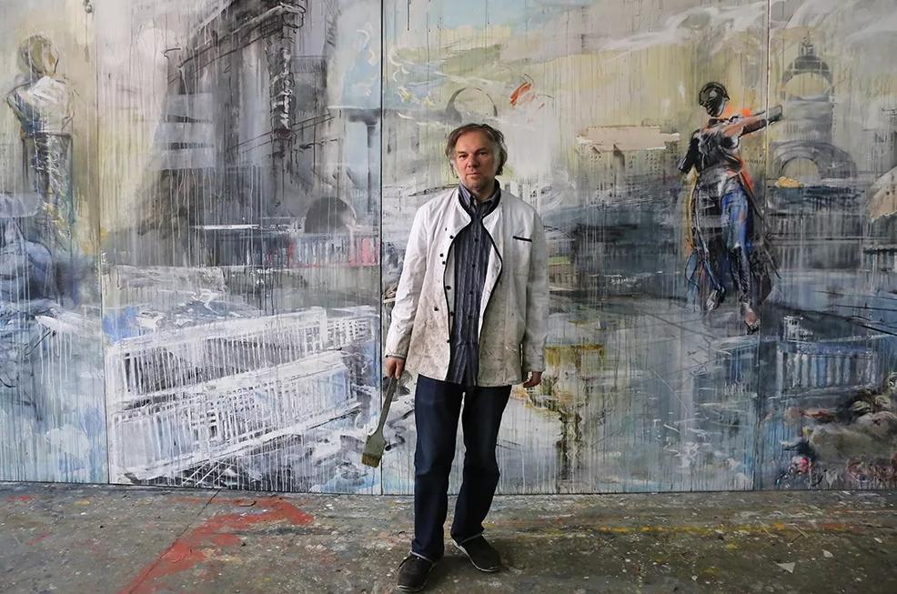 Лучшие современные художники мира. Валерий Кошляков