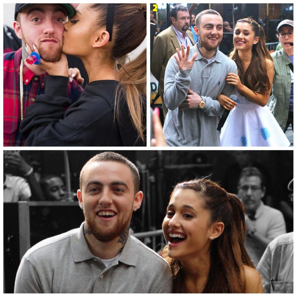 Ariana Grande и Мак Миллер