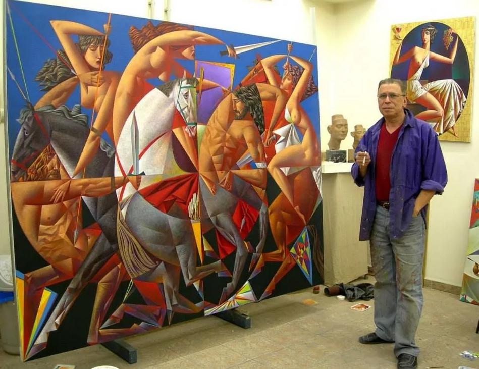 Картины художника Георгия Курасова