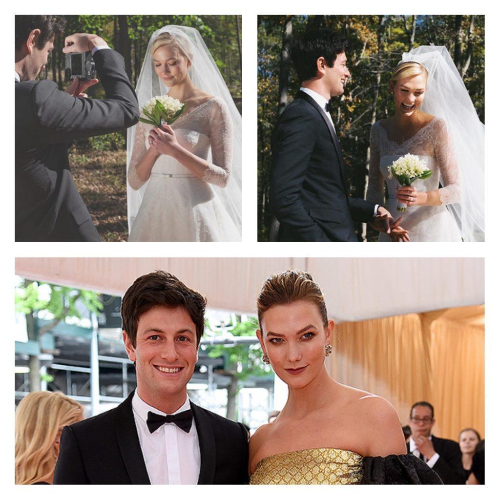 Супермодель Karlie Kloss и ее свадьба.