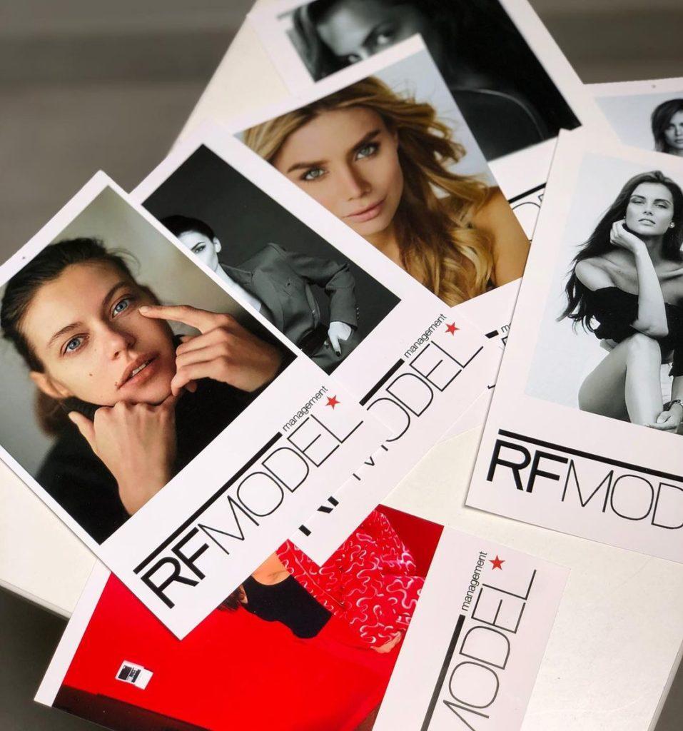 Лучшие модельные агентства мира. Российское агентство RF models.