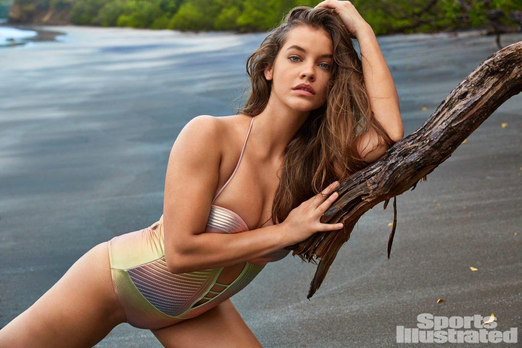 Модели Sports Illustrated Swimsuit. Барбара Палвин.