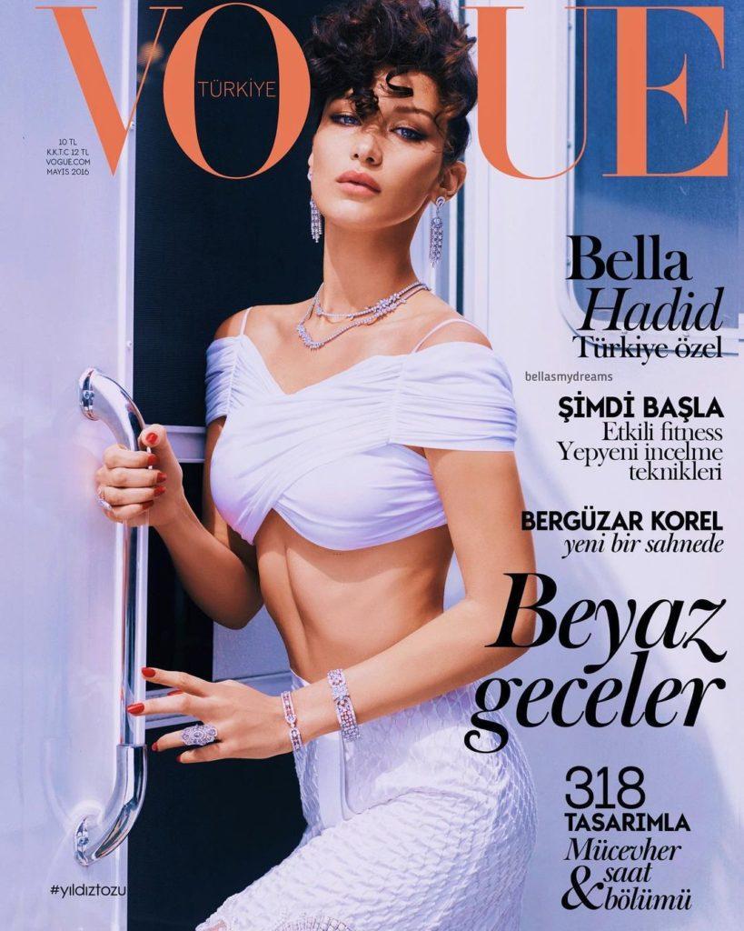 Журнал Vogue: история создания знаменитого издания моды